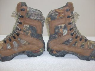 Men's Wolverine Ridgeline Xtreme Insulated Gore Tex Waterproof Hunting Boots 9