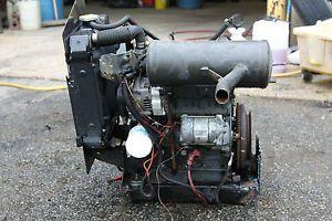Kubota Diesel Engine D722 E 20HP 20 HP Toro Jacobsen Mower Motor Yanmar