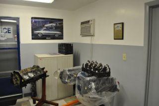 Rebuilt 1987 SBC Roller Motor Engine Short Block Small Chevy One Piece Rear