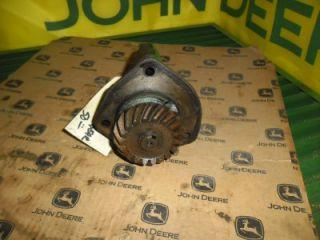 John Deere 730 Fan Drive Shaft Assembly F3415R