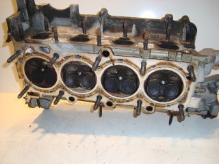 2002 Saturn SL1 Twin Cam DOHC Cylinder Head 1263