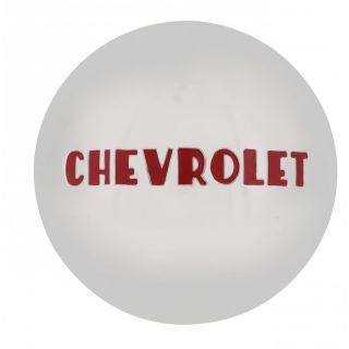 Set of 4 Retrofit Hub Cap 1947 1953 Chevy Truck Hot Rod Rat Street Vtg Old Style