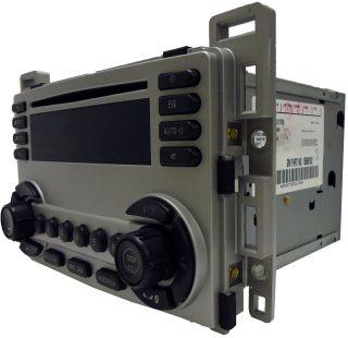 2006 06 Chevy Chevrolet Equinox Radio XM Satellite Stereo  CD Player 15868182