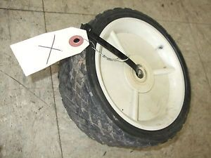 Honda HS520 HS 520 Snowblower Snow Blower Snowthrower Wheels Tires Used X