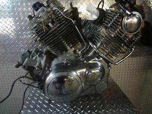 95 Yamaha XV750 XV 750 Virago Engine Motor Runs Nice