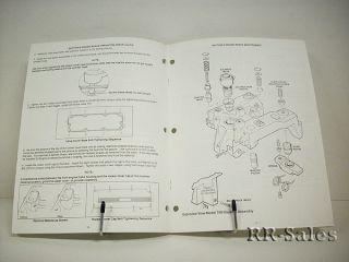 Installation Manual 760 760A 765 Engine Jacobs Jake Brake