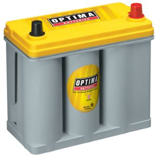 Optima Batteries 9073 167 Yellowtop Deep Cycle Battery