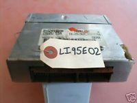94 95 Isuzu Rodeo 3 2L ECU ECM Engine Computer 8162011590 LI95E02