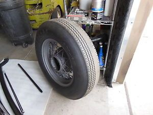 New 2 Vintage Style Firestone Indy Racing Tire 800 18 Hot Rod Scta Sprint Car
