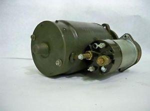 UHR255 GMC Rebuilt Starter 1987 89 GMC C6000 366 Engine 10455311 10456422