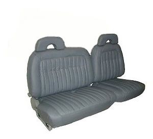 1992 1995 GMC Chevy Truck Upholstery Kit with 60 40 Seats