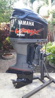 Yamaha 200 hp hpdi vmax lower unit on popscreen for Yamaha 250 hpdi specs