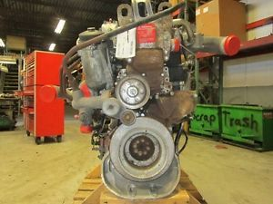 Good Used 2004 Mercedes OM460 EGR Diesel Engine ESN 0460786981 450HP