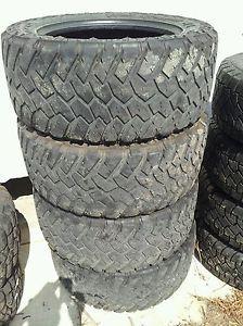 4 305 55 20 Nitto Trail Grappler Tires 305 55R20 M T Mud Terrain Toyo BFG Cooper