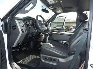 Ford Crew Cab Powerstroke Diesel Lariat 4x4 Custom New Lift Wheels Tires Nav