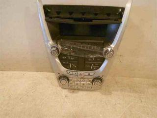 2012 2013 Chevrolet Equinox Radio Control Panel