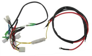 Engine Wiring Harness for Yerf Dog Spiderbox GX150 Go Kart Cart GY6 150cc Engine