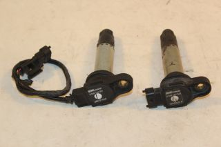 Ducati 999 2003 Ignition Coils Coil Spark Plug Boots Wires Light Damage