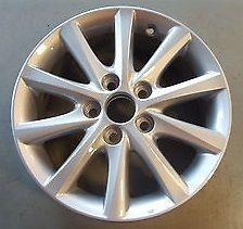"69565 Toyota Camry 2010 2011 16"" Used Wheels Car Rims Parts Alloy"