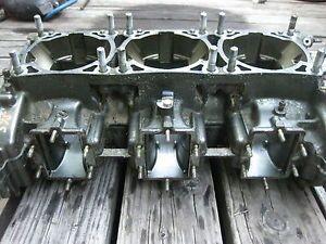 1999 Kawasaki Ultra 150 jetski Jet Ski Engine Motor Cases Case Crankshaft Crank
