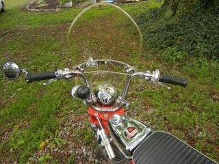 Vintage Minibike Windshield Complete Rupp Dealer Accessory Mini Bike Fox Lil