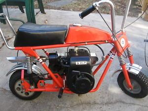 Vintage Old  Roper Mini Bike Minibike
