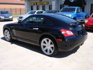 2005 Chrysler Crossfire Coupe Limited 6 Speed Manuual