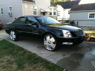 "Dub 24"" Ham Spinners Floaters Rims and Tires 2012 Model Almost New Davin"