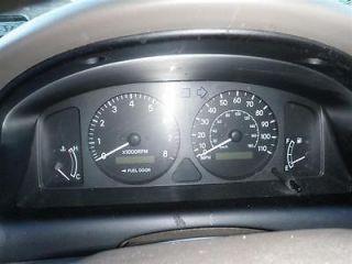 01 02 Toyota Corolla MPH Speedometer Tachometer Gauge Cluster Instrument Panel