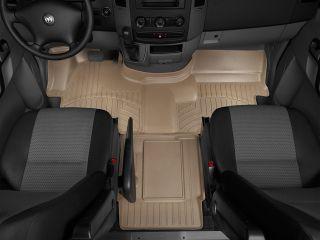 Weathertech® Floor Mats Floorliner Mercedes Sprinter 2007 2013 Tan