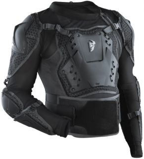 2012 Thor Impact Rig Chest Protector Deflector Suit SE L XL Armour S12 Large X