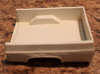 73 87 Chevy Truck Short Bed Resin