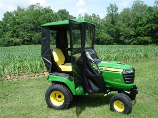 Hard Top Cab Enclosure for John Deere X700 Signature Series Tractors 11950