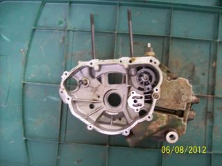 2002 Bombardier Rally 200 Can Am Engine Cover Crank Case Cover Housing