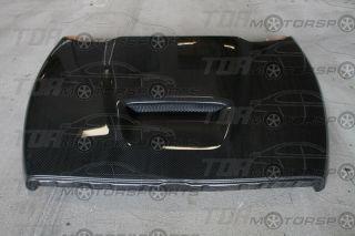 Vis 94 01 Dodge RAM Carbon Fiber Hood SRT 95 96 98 99