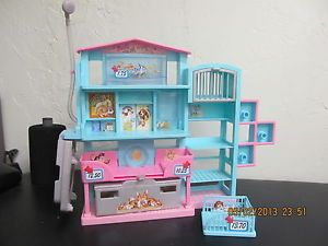 Barbie Mattel Furniture Pet Care Center Hospital Sounds