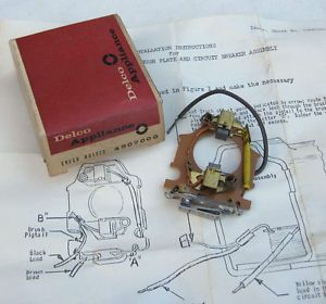 1959 1960 Chevrolet Impala Olds 88 Corvair GM Wiper Motor Kit 59 60 Chevy
