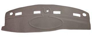 New Molded Carpet Dash Pad Cover Beige Fits 02 05 Dodge RAM Truck