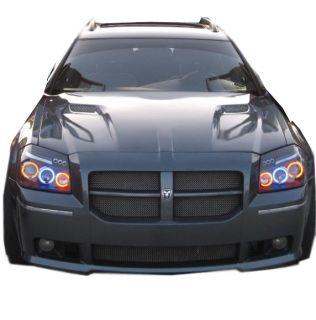2005 2007 Dodge Magnum Chr Style Functional RAM Air Hood Body Kit
