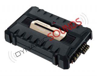 Kenwood KAC 7404 4 3 2 Channel Power Amplifier 720W