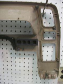 Instrument Cluster Dash Panel Speedometer Cover Interior Ranger Bronco II Ford