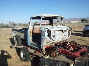 1956 Ford F100 Truck Project Parts or Restoration