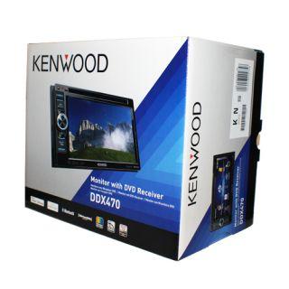 kenwood kvt 719dvd car dvd player kenwood ddx470 cd dvd player touchscreen bluetooth car audio stereo receiver new