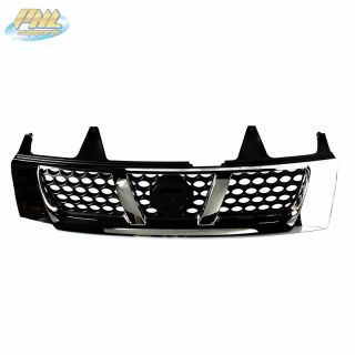 New Genuine Nissan Frontier Navara Bigm Chrome Grille Rad D22 D22 244