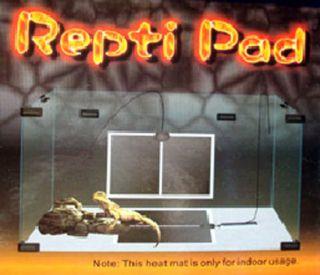 Adjustable Temperature Reptile Heating Heater Amphibians Pet Warmer Bed Mat