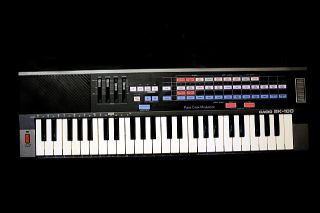 RARE Vintage Casio SK 100 Keyboard Electronic Piano New Japan