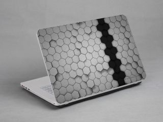 Laptop Notebook Skin Sticker Cover Decal Honeycomb Vaio Sony Toshiba 15 4 Inch