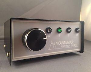 Mountaintop CB Ham Radio Antenna Radio Switch Box