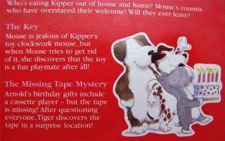Kipper Puppy Love VHS Video