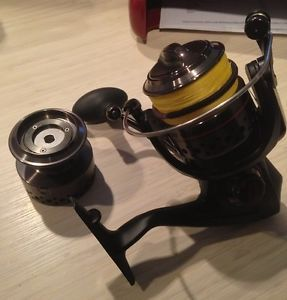 Penn Sargus 5000 Saltwater Spinning Reel with Extra Spool